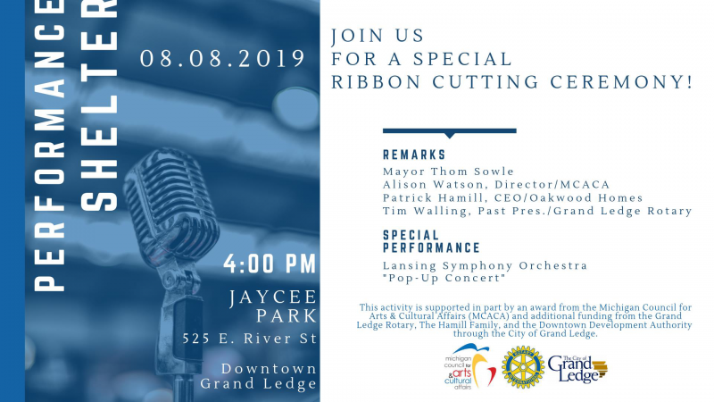 Ribbon Cutting -- Aug. 8 at 4pm